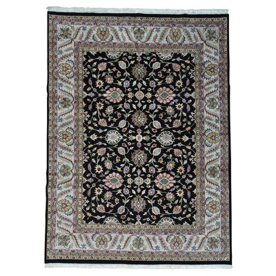One-of-a-Kind Rudolph Oriental Hand-Knotted Area Rug