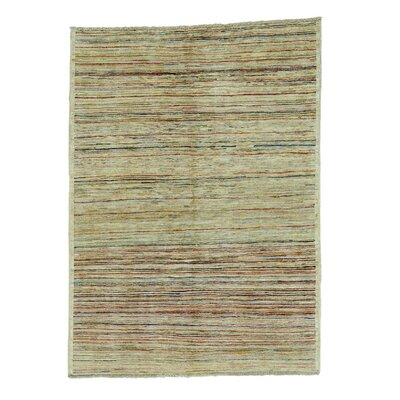One-of-a-Kind Rothermel Oriental Transitional Hand-Knotted Area Rug