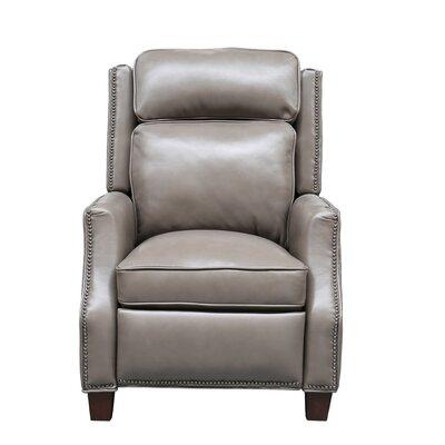 Van Buren Manual Recliner Upholstery: Wenlock Dark Taupe