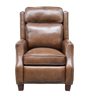 Van Buren Manual Recliner Upholstery: Wenlock Double Chocolate