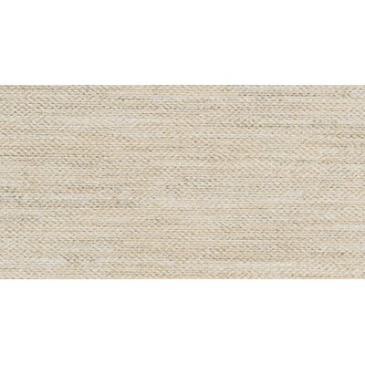 Craft 12 x 24 Porcelain Field Tile in Yarn