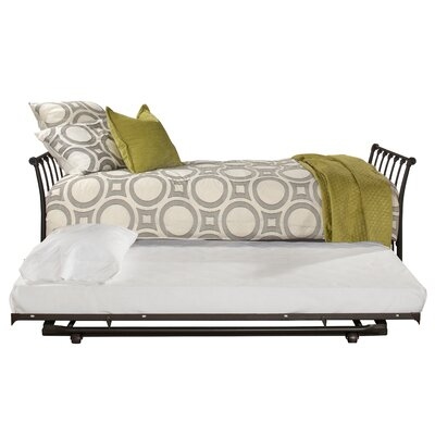 Konivetska Backless Daybed with Trundle Unit