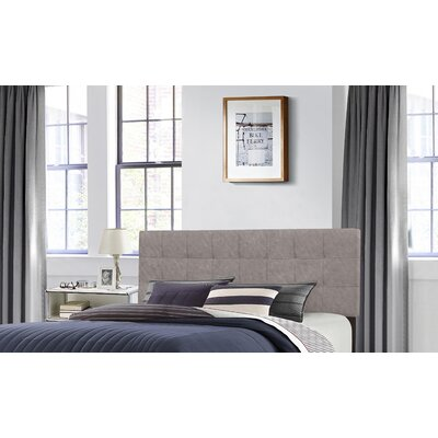 Feldman Upholstered Panel Headboard Size: King