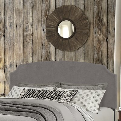Surrey Upholstered Panel Headboard Size: King