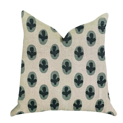 Delphia Pillow Size: 18 x 18, Product Type: Throw Pillow