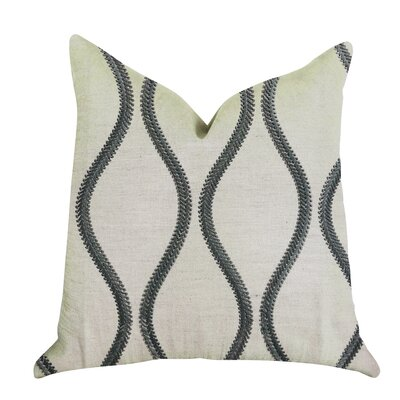 Deshong Curve Luxury Pillow Size: 12 x 25, Product Type: Lumbar Pillow