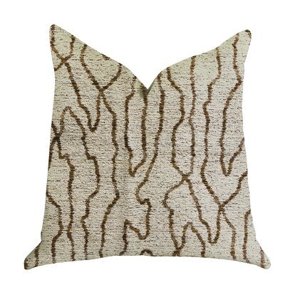 Delma Luxury Pillow Size: 16 x 16, Product Type: Throw Pillow