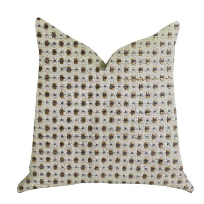 Reinert Patterned Luxury Pillow Size: 26 x 26, Product Type: Euro Pillow