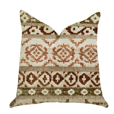 Gallager Shades Luxury Pillow Size: 18 x 18, Product Type: Throw Pillow