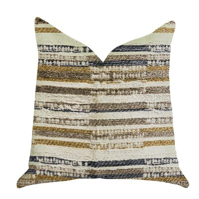 Smita Luxury Pillow Size: 18 x 18, Product Type: Throw Pillow