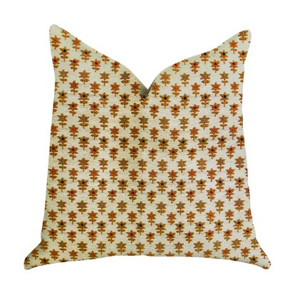 Henthorn Floral Luxury Pillow Size: 16 x 16, Product Type: Throw Pillow
