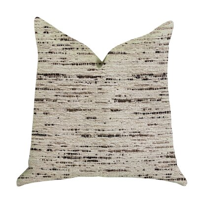 Delmont Luxury Pillow Size: 22 x 22, Product Type: Throw Pillow