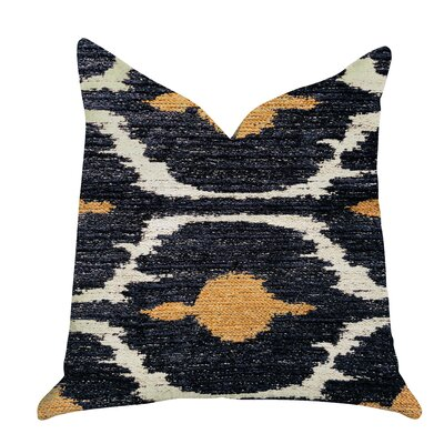 Redman Ikat Luxury Pillow Size: 18 x 18, Product Type: Throw Pillow