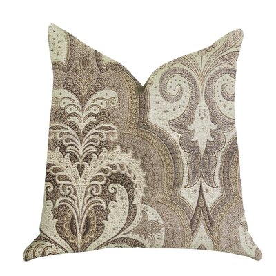 Junipero Damask Luxury Pillow Size: 24 x 24, Product Type: Throw Pillow