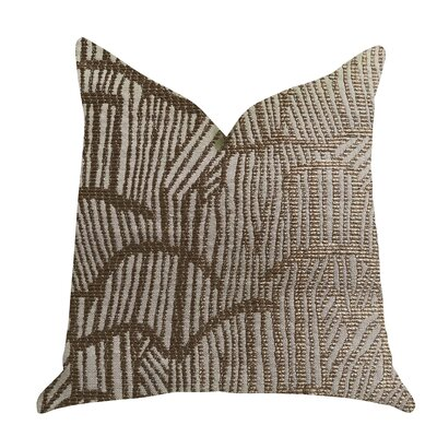 Giesen Luxury Pillow Size: 18 x 18, Product Type: Throw Pillow