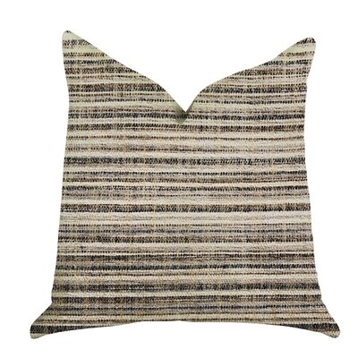Delphi Luxury Tones Pillow Size: 24 x 24, Product Type: Throw Pillow
