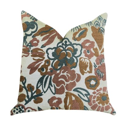 Freeborn Luxury Pillow Size: 22 x 22, Product Type: Throw Pillow