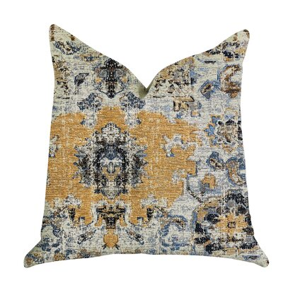 Reiff Luxury Pillow Size: 20 x 20, Product Type: Throw Pillow
