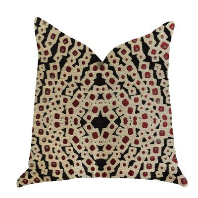 Glidewell Luxury Pillow Size: 16 x 16, Product Type: Throw Pillow