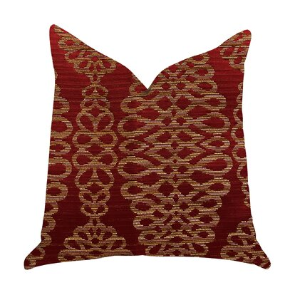 Gomes Luxury Pillow Size: 18 x 18, Product Type: Throw Pillow