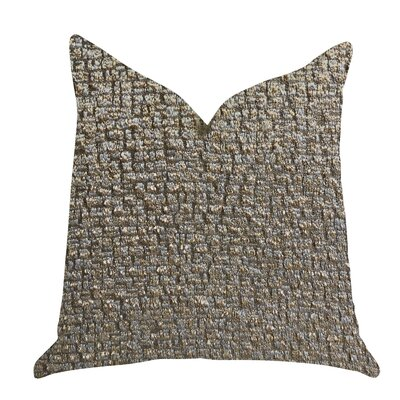 Goodland Luxury Pillow Size: 18 x 18, Product Type: Throw Pillow