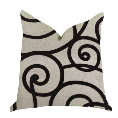Freitas Luxury Pillow Size: 22 x 22, Product Type: Throw Pillow