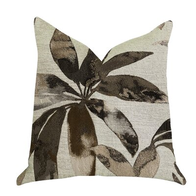 Korando Tones Luxury Pillow Size: 24 x 24, Product Type: Throw Pillow