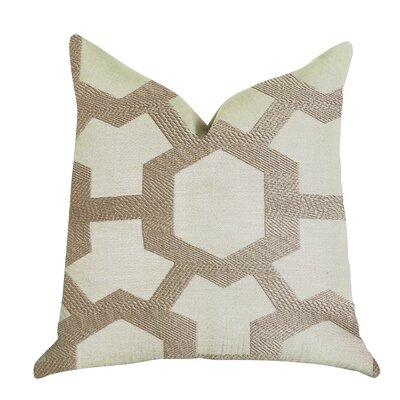 Desimone Luxury Pillow Size: 18 x 18, Product Type: Throw Pillow