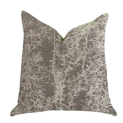 DeMastro Luxury Pillow Size: 18 x 18, Product Type: Throw Pillow