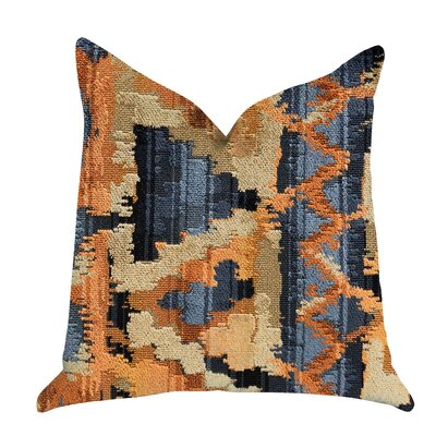 DeMotte Luxury Pillow Size: 16 x 16, Product Type: Throw Pillow