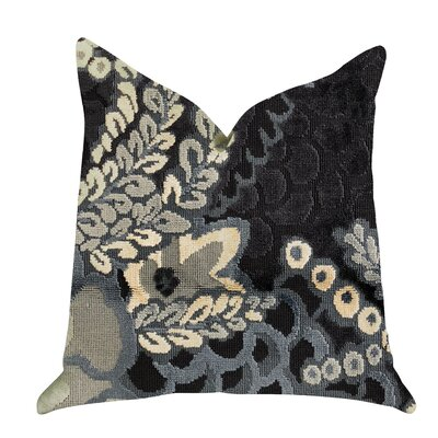 Funkhouser Luxury Pillow Size: 22 x 22, Product Type: Throw Pillow