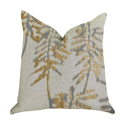 Dempsey Beauty Luxury Pillow Size: 18 x 18, Product Type: Throw Pillow