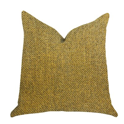 Korbin Luxury Pillow Size: 22 x 22, Product Type: Throw Pillow