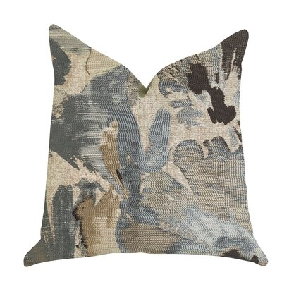 Tad Luxury Pillow Size: 18 x 18, Product Type: Throw Pillow