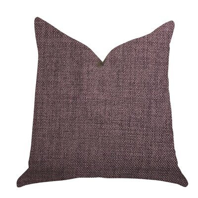 Fuqua Luxury Pillow Size: 26 x 26, Product Type: Euro Pillow