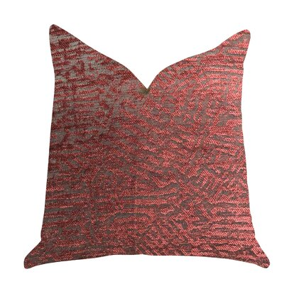 Goodspeed Luxury Pillow Size: 18 x 18, Product Type: Throw Pillow