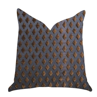 Chace Luxury Pillow Size: 16 x 16, Product Type: Throw Pillow