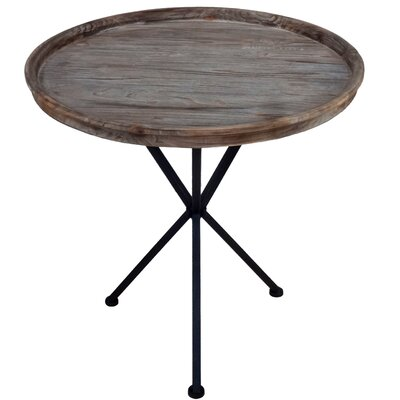 Hoerner Round End Table