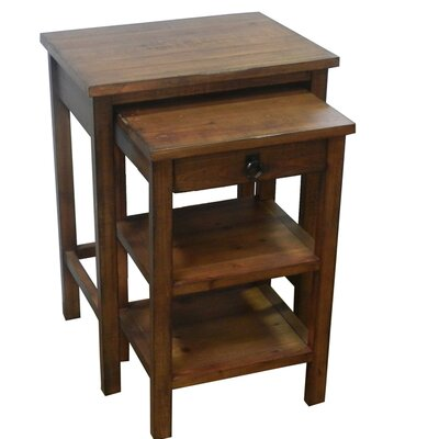 Rosas 2 Piece Nesting Tables