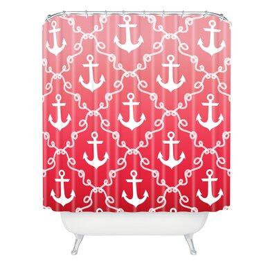 Jacqueline Maldonado Nautical Knots Shower Curtain