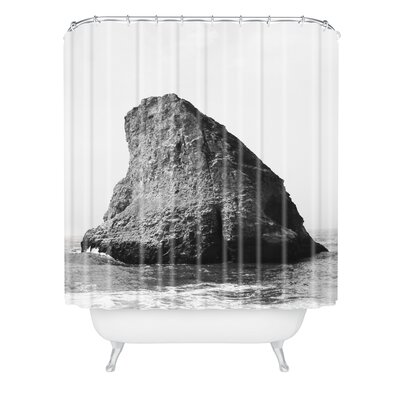 Catherine McDonald Roadtrip Pacific Highway Shower Curtain