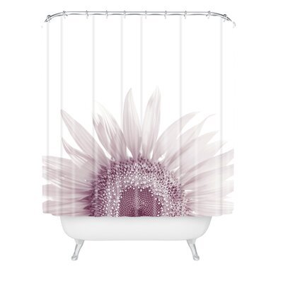 Viviana Gonzalez Minimal Spring Shower Curtain