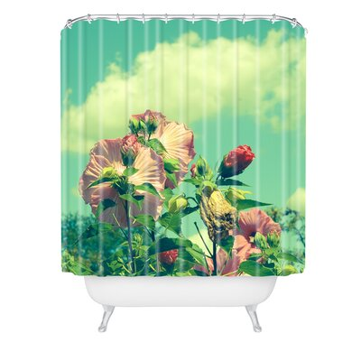 Olivia St Claire Bohemian Summer Shower Curtain