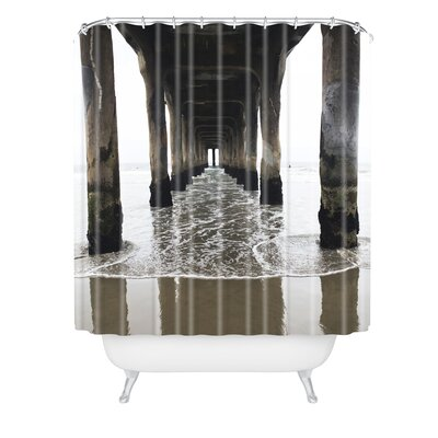 Bree Madden Manhattan Pier Shower Curtain