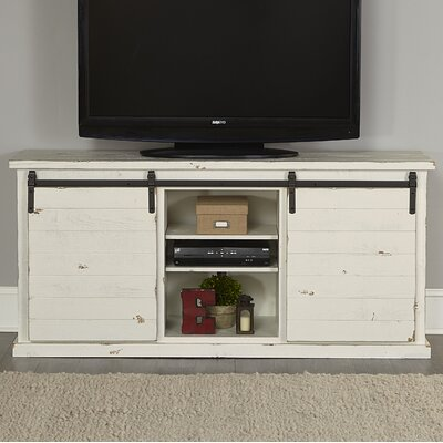 Laursen 64 TV Stand Color: White