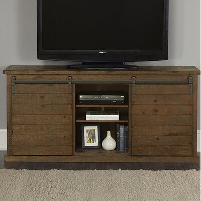 Laursen 64 TV Stand Color: Pine