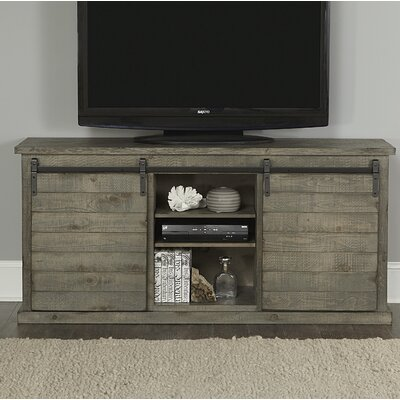 Laursen 64 TV Stand Color: Gray