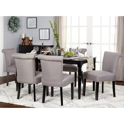 Hubler 7 Piece Dining Set