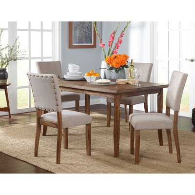 Lassiter 5 Piece Dining Set
