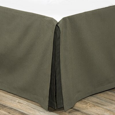 Postel Bed Skirt Size: Queen